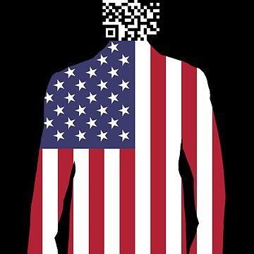 Tracking America, MAGA ID Card by alex4444