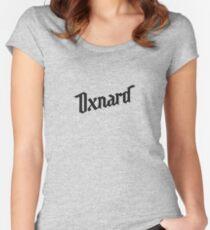 Oxnard Women's Fitted Scoop T-Shirt