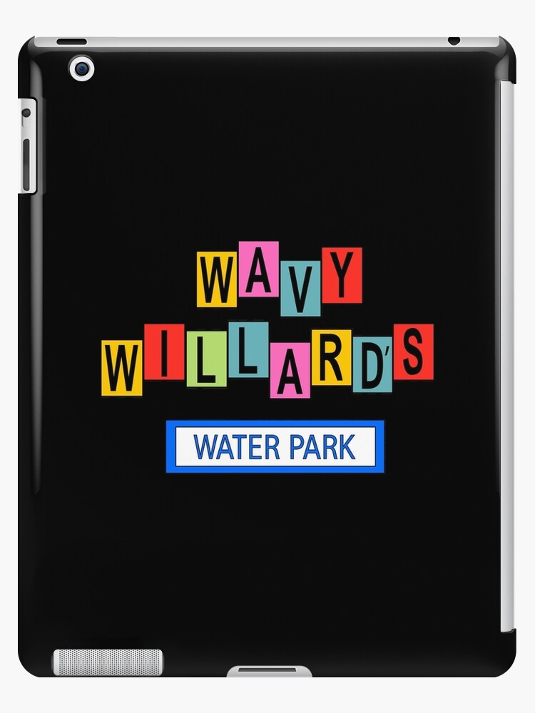 Wavy Willard S Water Park Ipad Case Skin By Supanerd01