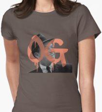 FRANKIE - ORIGINAL GANGSTA ! Women's Fitted T-Shirt