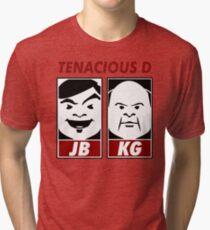 JB & KG Tri-blend T-Shirt