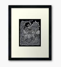 Beauty of Imagination Framed Print