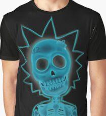 Rick  X-ray Graphic T-Shirt