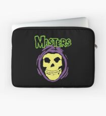 Masters Misfits Skeletor Mash Up Laptop Sleeve
