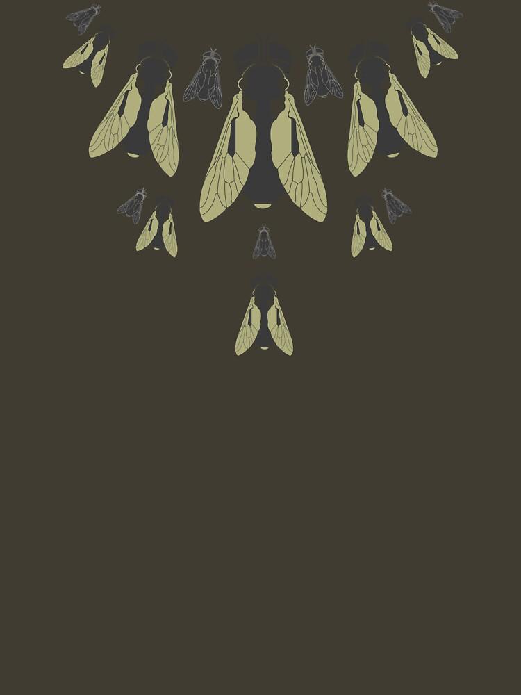 flies by natalietyler