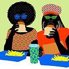 « Burger dames » par 4ur3lia