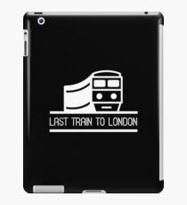 Der letzte Zug nach London iPad-Hülle & Klebefolie