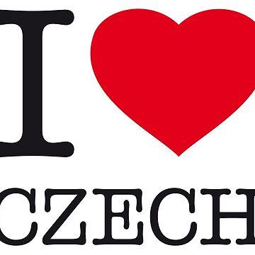 I ♥ CZECH REPUBLIC by eyesblau
