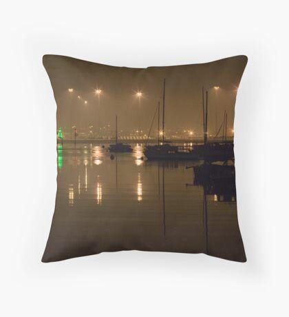 Williamstown Golden night 2 Throw Pillow
