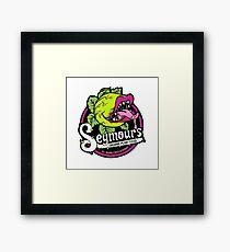 Seymurs Logo Framed Print