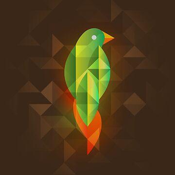 Birds - Bentivi by leandrojsj