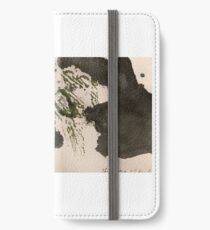A Lone Willow iPhone Wallet/Case/Skin