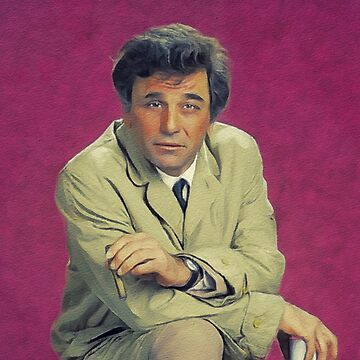 Peter Falk as Columbo by SerpentFilms