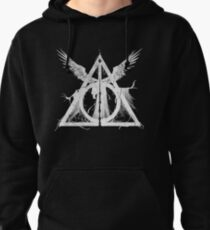 Deadly Hallows Pullover Hoodie