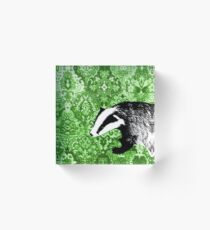 Badger Acrylic Block