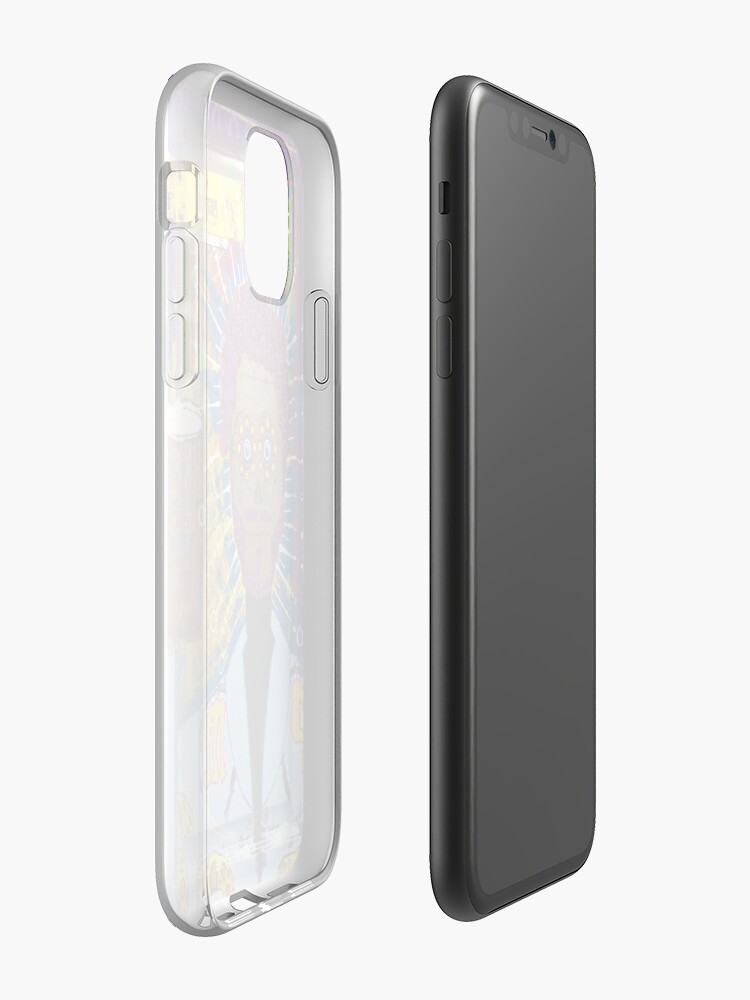 Alternate view of Post Skullone iPhone Case & Cover