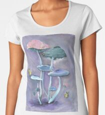 Rise Up To The Sky Women's Premium T-Shirt