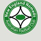 Yet another Nomads logo (for coloured shirts) by nomads