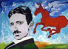Tesla Knows by Juhan Rodrik