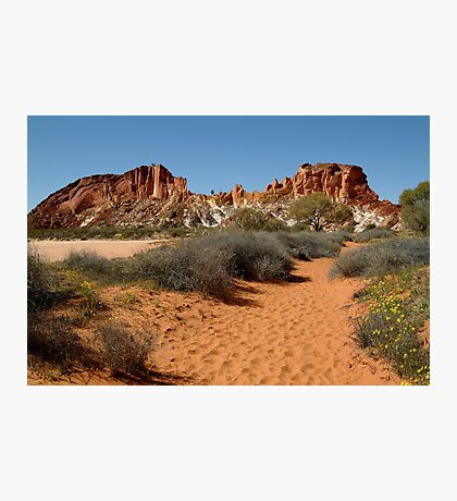 Rainbow Valley, Northern Territory Photographic Print