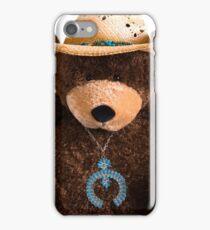 Southwest Bear iPhone Case/Skin