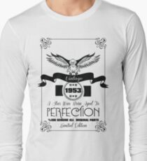 Vintage 1953 Aged To Perfection Long Sleeve T-Shirt