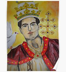 Saint Gregory the Great Poster