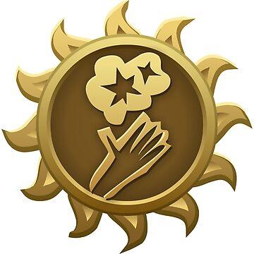 Glitch Giants emblem alph by wetdryvac