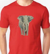 Elephant África t-shirt Unisex T-Shirt
