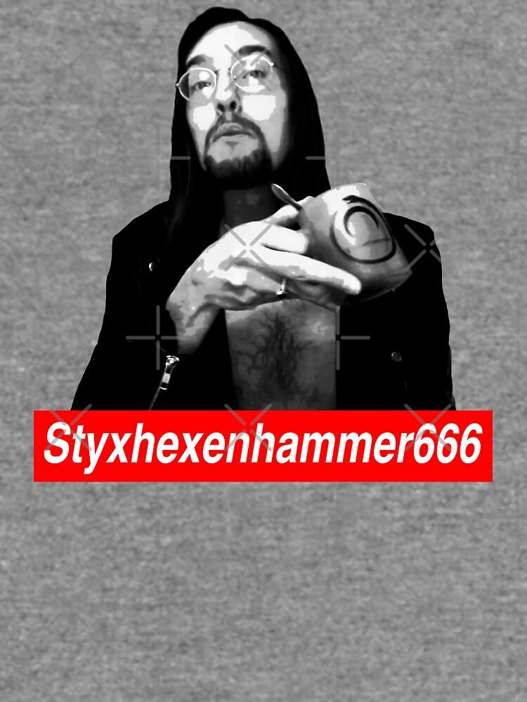 Styxsuprem Lightweight Sweatshirt By Meme Stuff Redbubble