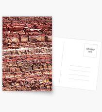 Rock strata Postcards