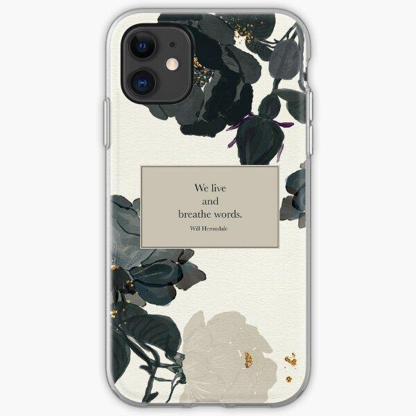 Flowery Books iPhone 11 case