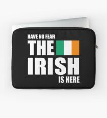 IRISH IS HERE Laptop Sleeve