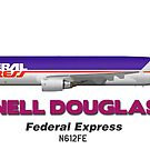 McDonnell Douglas MD-11F - Federal Express by TheArtofFlying