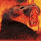 Fiery temper by missmoneypenny