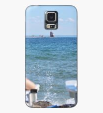 Lakeside Relaxation Case/Skin for Samsung Galaxy