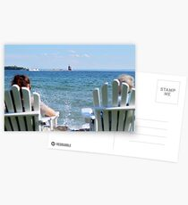 Lakeside Relaxation Postcards