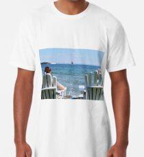 Lakeside Relaxation Long T-Shirt