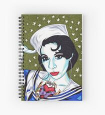 Miss Jennifer Spiral Notebook