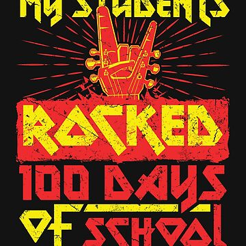 My Students Rocked 100 Days Of School by jaygo