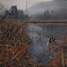 Enter the Pond by Bruce Haney