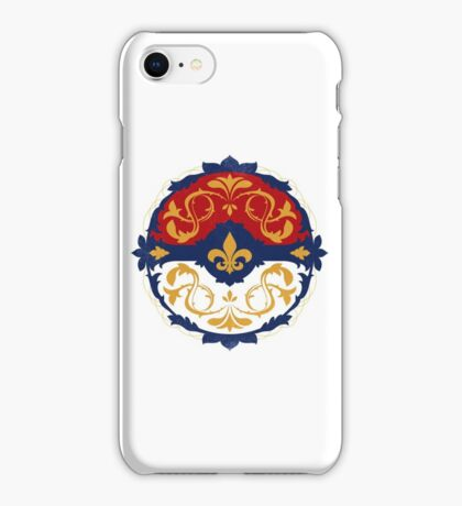Ornate Pokeball iPhone Case/Skin