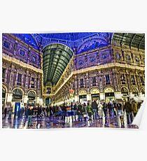 The Galleria [1] - Milano Poster
