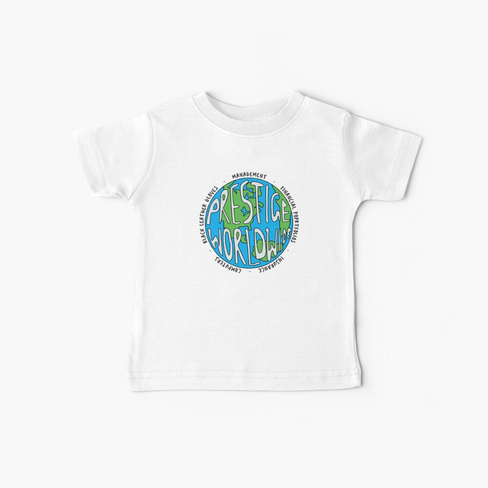 Step Brothers, Prestige Worldwide Enterprise, The First Word In Entertainment, Prints, Posters, Tshirts, Men, Women, Kids Baby T-Shirt