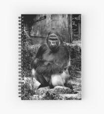 Gorilla Spiral Notebook