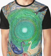 The Mandala. Element Water Graphic T-Shirt