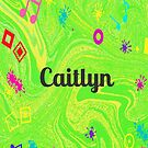 Caitlyn - personalize your gift in green by myfavourite8