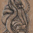The Kraken by nokcturna