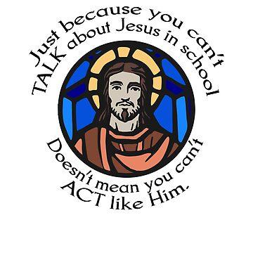 Act Like Jesus by SpiritStudio