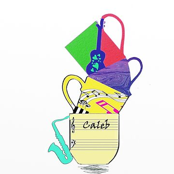 Caleb - musical personalized gift by myfavourite8